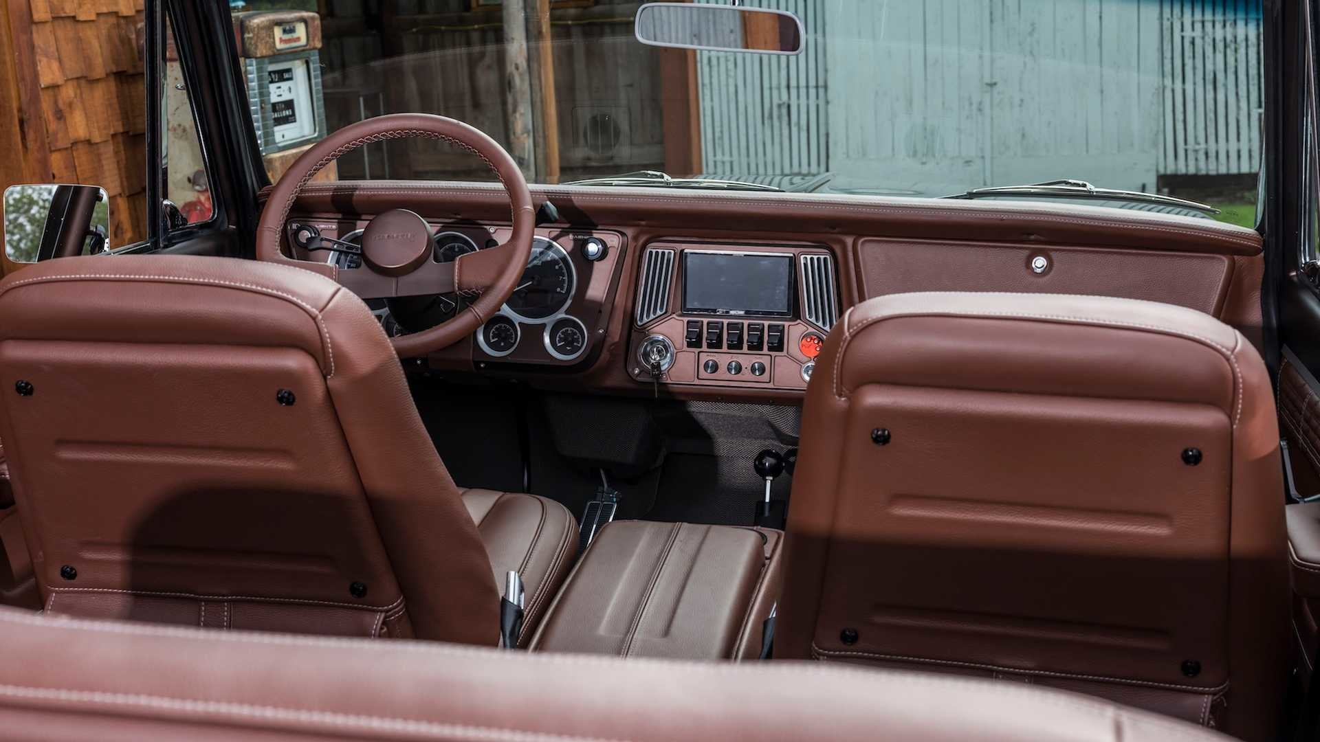 Foto de Ringbrothers Chevrolet K-5 Blazer 1971 (39/73)