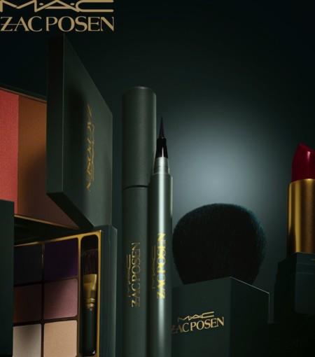 Zac Posen Mac Cosmetics 2