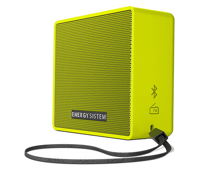 Energy Sistem Box 1 Altavoz Inalambrico Portatil Con Bluetooth