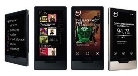El Zune HD ya tiene aplicaciones, pero no tienda