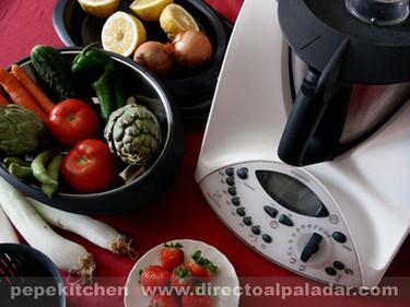 Nuevo Curso de Cocina Thermomix en Directo al Paladar