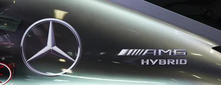 Mercedes da la bienvenida al W05 Hybrid