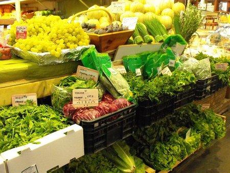 Adelgazar comiendo con los llamados alimentos 'quema-grasa': Vegetales (I)
