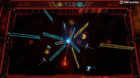 Laser League 01