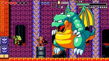Aggelos, una fantástica aventura retro de acción y plataformas inspirada en Wonder Boy, ya está a la venta en PC