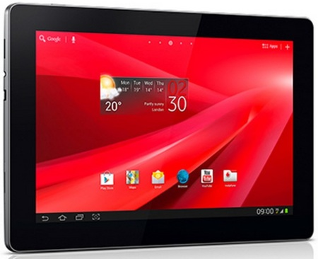 Dos nuevas Tablets Android ICS llegan a Vodafone desde 15 euros al mes con navegación incluida