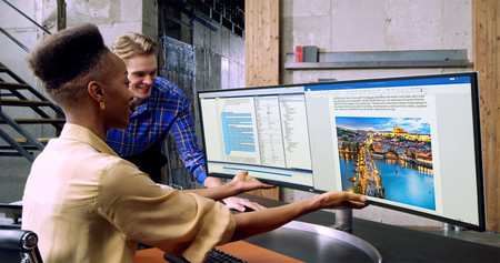 LG anuncia nuevos monitores ultrapanorámicos de 49 y 38 pulgadas con panel LCD-IPS