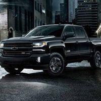 Chevrolet Cheyenne Midnight Edition 2017, sólo 250 unidades para México