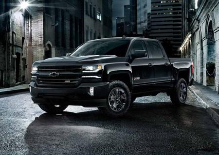 2017 Chevy Cheyenne For Sale >> Chevrolet Cheyenne Midnight Edition 2017