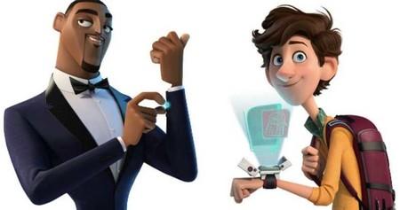 Tráiler de 'Spies in Disguise': Will Smith y Tom Holland se pasan a la animación junto a los creadores de 'Ice Age'