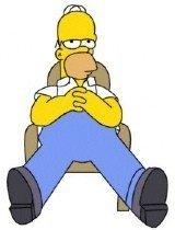 Película de Los Simpson en 2007