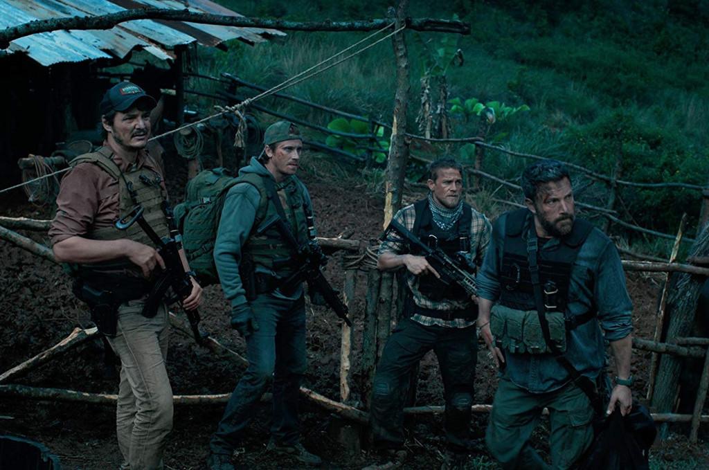 'Triple frontera' es una de las mejores películas originales Netflix: un soberbio thriller de acción con sabor añejo