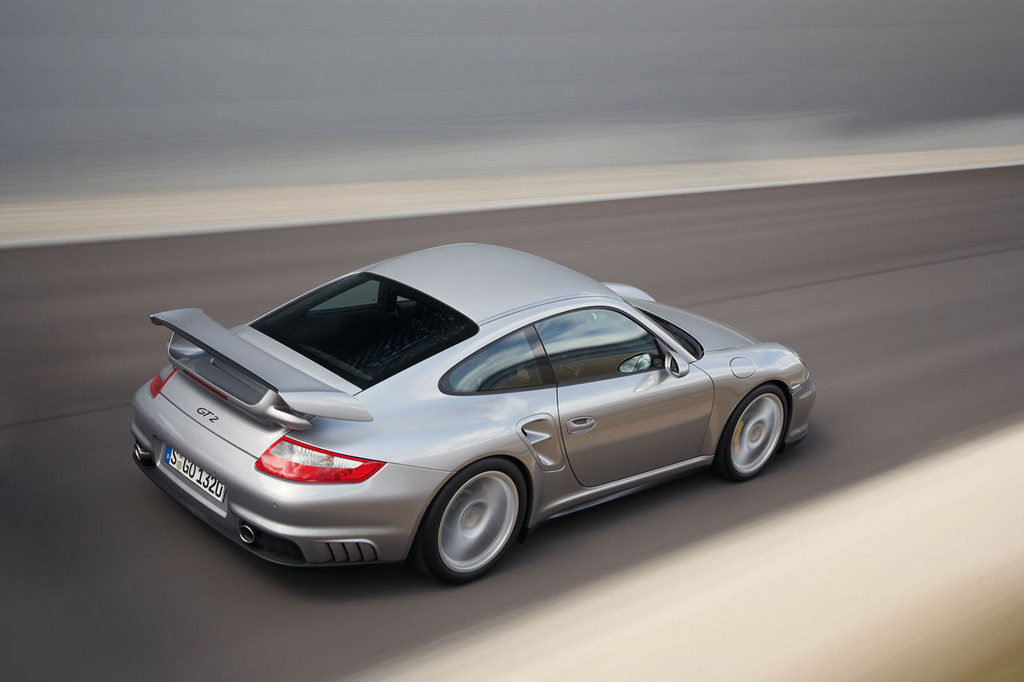 Foto de Porsche 911 (997) GT2 (16/32)