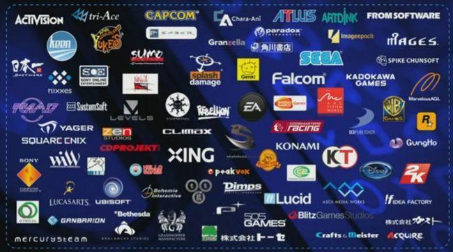 Third-parties en PS4