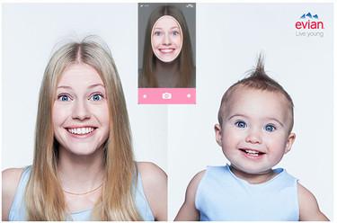 """""""Baby&me"""": conoce al bebé que llevas dentro con esta aplicación móvil para iOS y Android"""