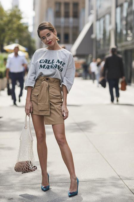 El eslogan más molón se encuentra en Zara (y triunfa en el street style)