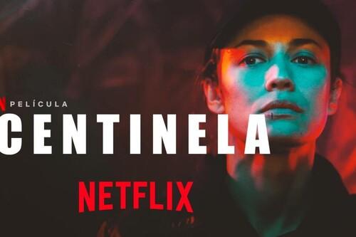 'Centinela': violento thriller de Netflix al servicio de una vengativa Olga Kurylenko