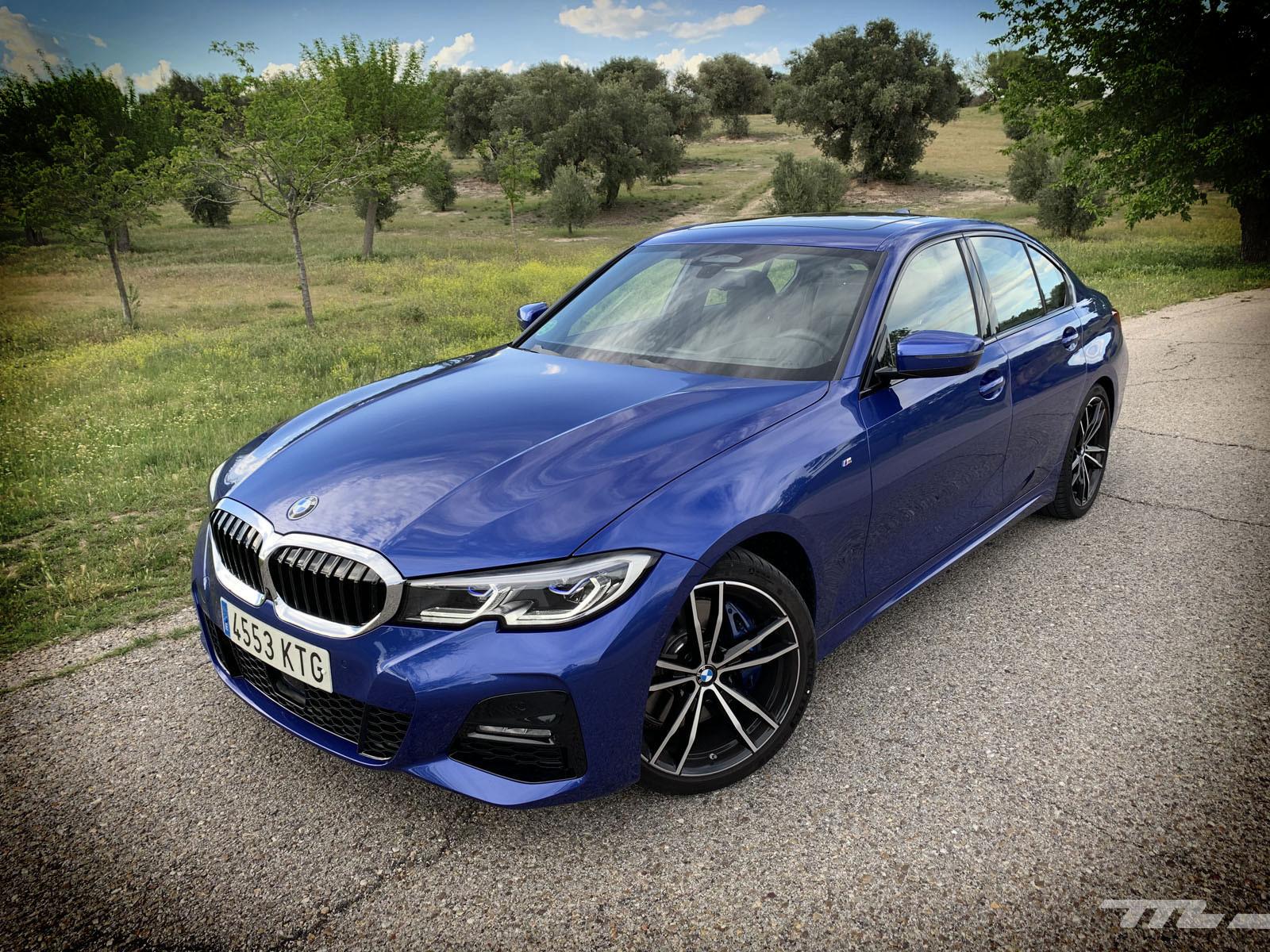 Foto de BMW 330i (prueba) (27/48)
