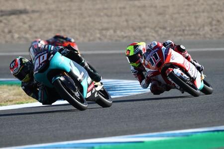 Binder Jerez Moto3 2021