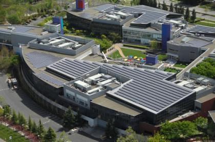 Google y su energía limpia