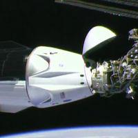 SpaceX Crew Dragon se acopla con éxito en la Estación Espacial Internacional: así ha sido la meticulosa maniobra