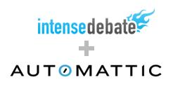 Automattic adquiere Intense Debate