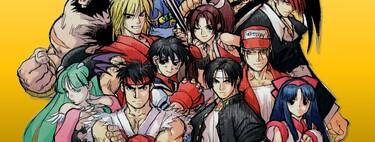 Análisis de SNK vs. Capcom: The Match of the Millennium la celebración de una rivalidad histórica al estilo Neo Geo Pocket