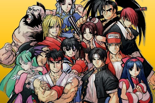 Análisis de SNK vs. Capcom: The Match of the Millennium la celebración de una rivalidad histórica al estilo Neo Geo Pocket