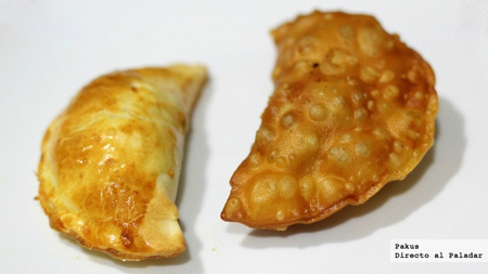 Empanadillas fritas o al horno