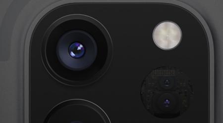 Escaner Lidar Applesfera Ipad Pro