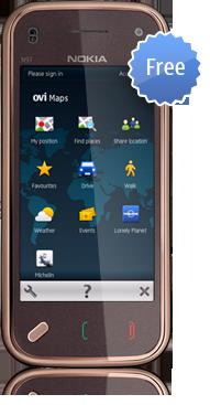Nokia pondrá sus mapas y servicios de navegación en los móviles de forma gratuita