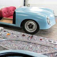 Porsche regresa al pasado para traer de nuevo a la vida al 356 Nº1 Roadster, su primer modelo de producción