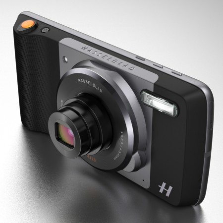 Hasselblad True Zoom Lens Extended