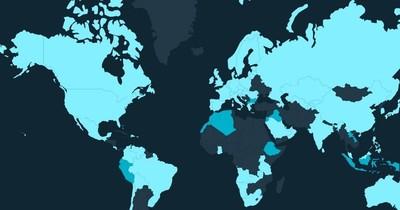 Situación de las redes LTE en el mundo
