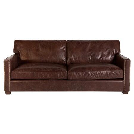 sofa cureo estilo inglés