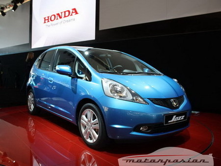 Honda Jazz Paris