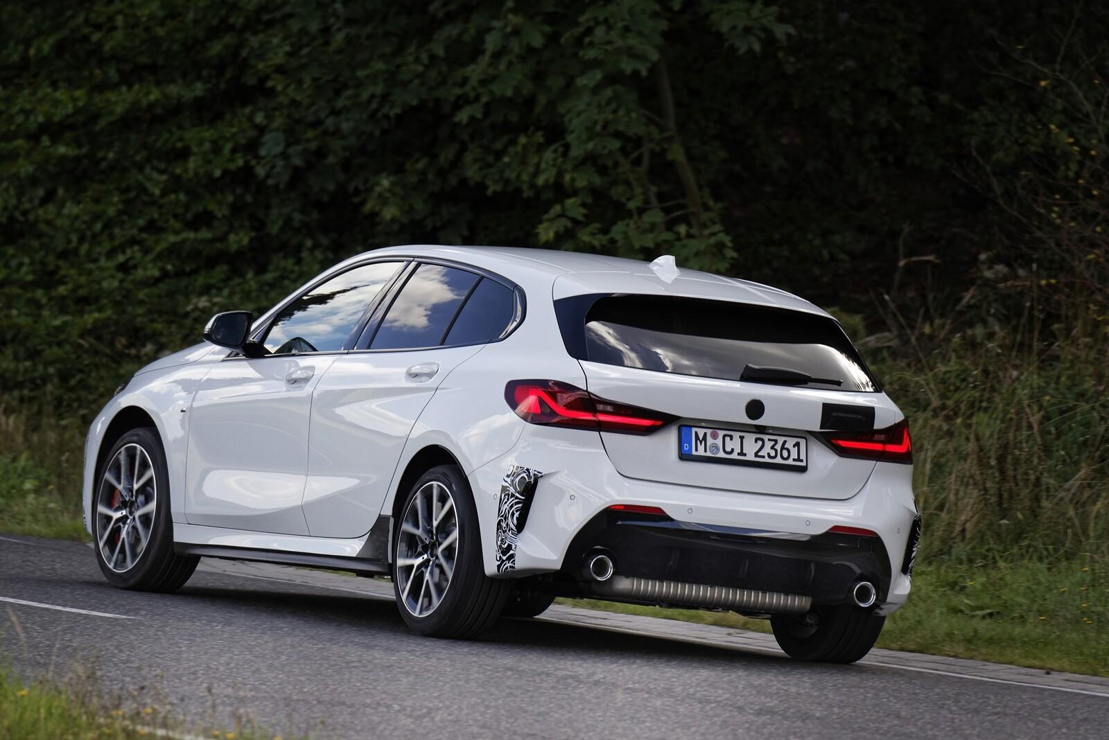 Foto de BMW 128ti 2021 (18/21)