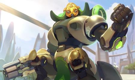 Overwatch presenta oficialmente a su 24º héroe: Orisa entra en escena y quiere ser tu tanque favorito