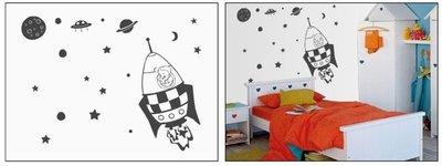 Detalle para la casa de... un astronauta (III)