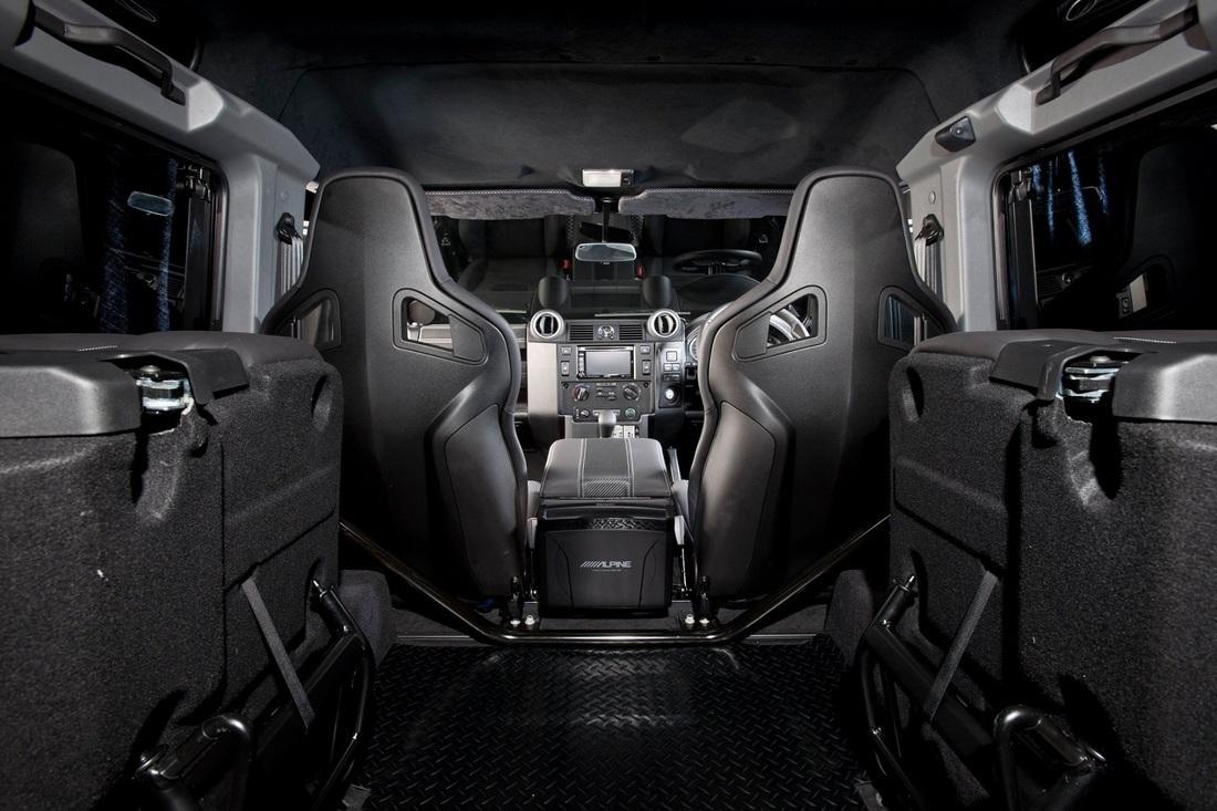 Foto de Urban Truck Land Rover Defender (18/18)