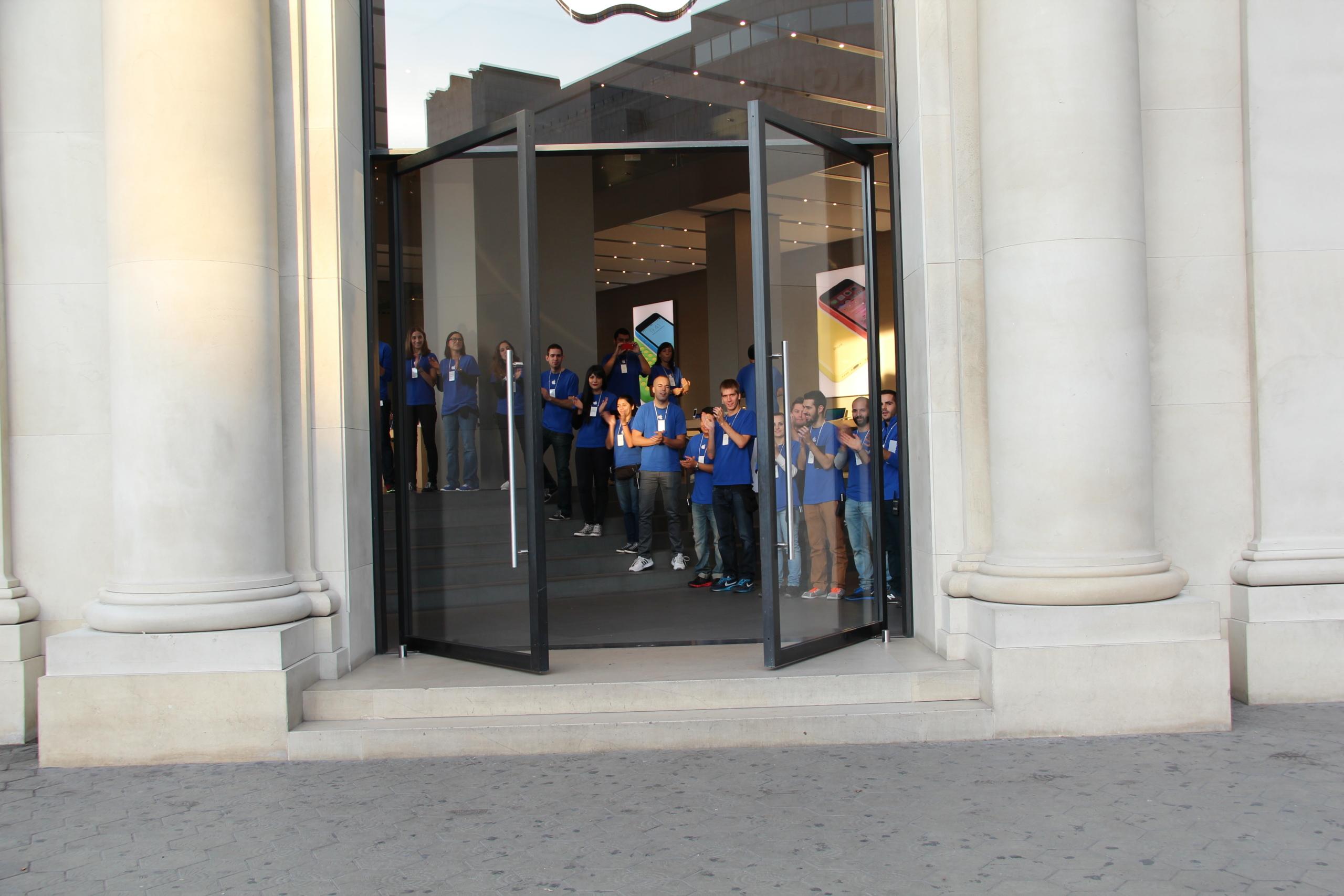 Foto de Lanzamiento del iPad Air en Barcelona (15/30)