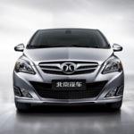 BAIC reciclará una plataforma del Mercedes Clase E en China para crear su berlina