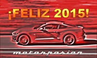 Motorpasión os desea un Feliz 2015