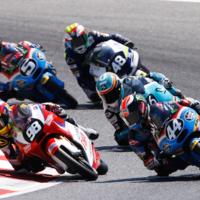 FIM CEV Repsol: Arón Canet y Joan Mir se reparten victorias en el Mundial Junior de Moto3