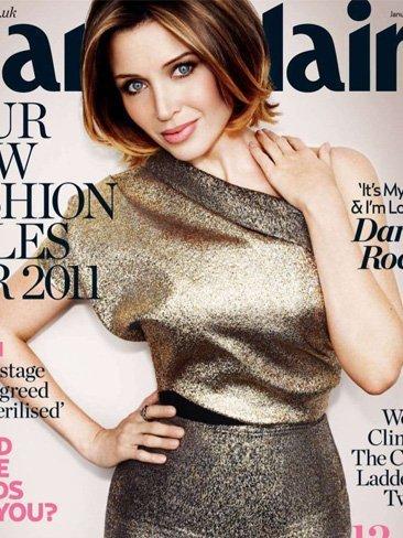 Dannii Minogue ya cabe dentro de las tallas de Mariví Beckham