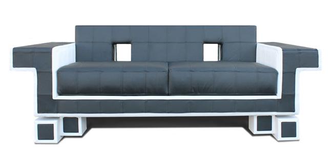 Retro Alien sofa