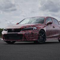 ¡Prepárate! El nuevo Honda Civic Type-R ya rueda en Nürburgring, y estas son sus primeras imágenes