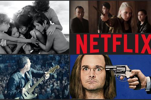 Las 11 mejores películas de Netflix en 2018