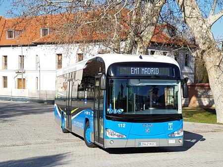 Autobus Etm Electrico 2