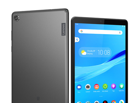 Lenovo Tab M7 y Lenovo Tab M8: tablets sencillas para un uso básico por menos de 160 euros